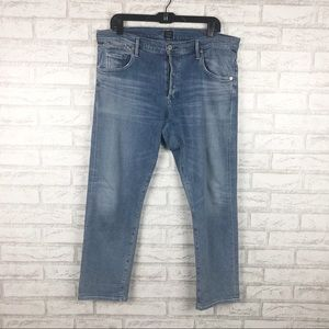 Citzens of Humanity Emerson Slim Boyfriend Jeans